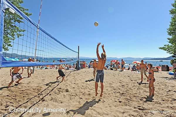 Photo #29 Play Beach Volleyball on one of Incline