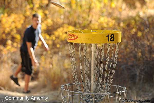 Photo #33 Disc Golf Anyone? Incline Village has its own 18 H